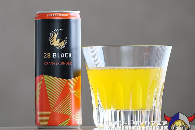 28 BLACK ORANGE GINGER