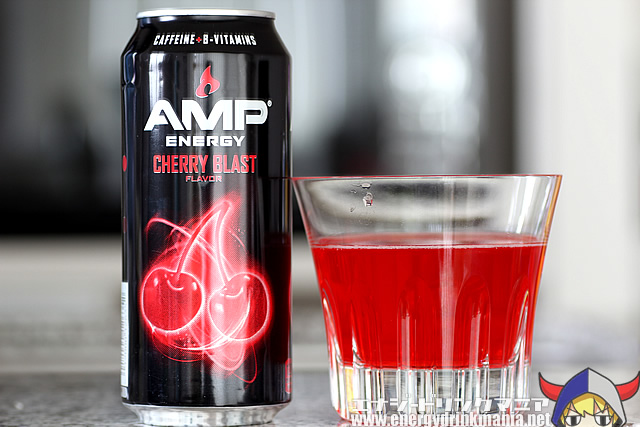 AMP ENERGY CHERRY BLAST