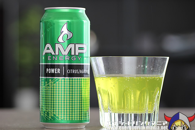 AMP ENERGY POWER CITRUS / AGRUMES