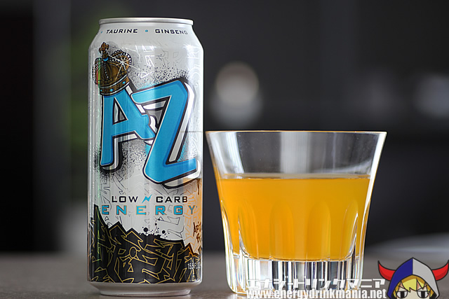 AriZona ENERGY LOW CARB