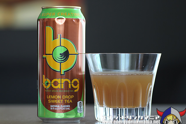 bang LEMON DROP SWEET TEA