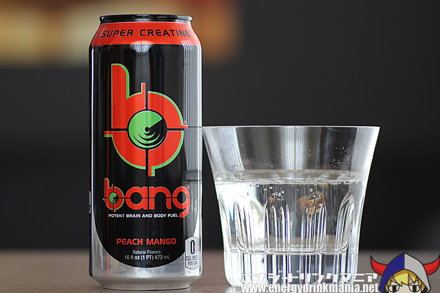 bang PEACH MANGO