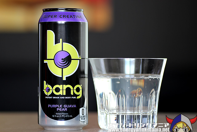 bang PURPLE GUAVA PEAR