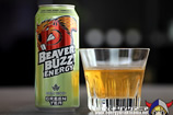 BEAVER BUZZ ENERGY GREEN TEA
