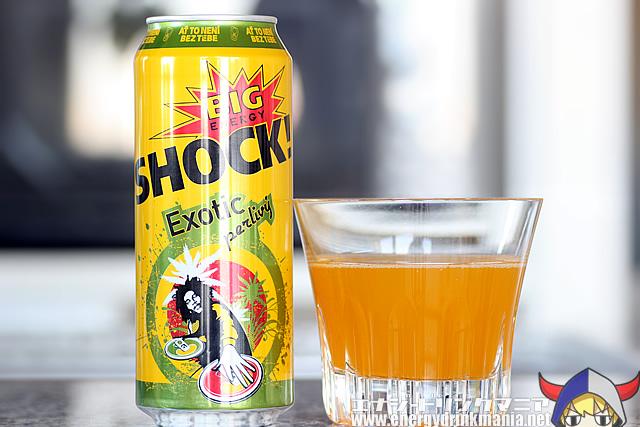 BIG SHOCK ENERGY Exotic