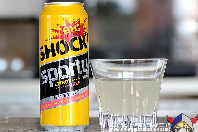 BIG SHOCK ENERGY sporty