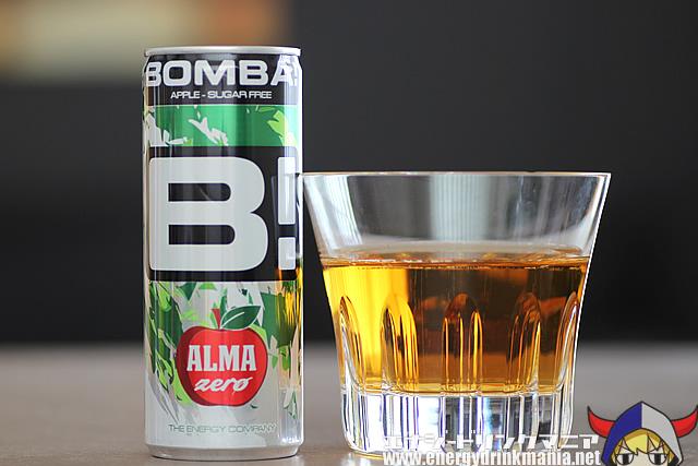 BOMBA! ENERGY ALMA zero