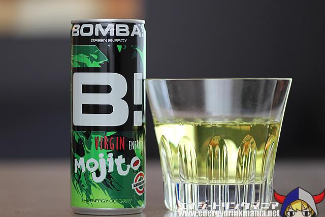 BOMBA! ENERGY MOJITO