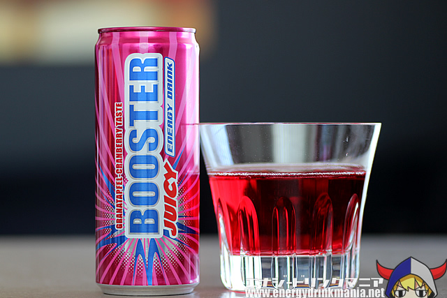 BOOSTER JUICY