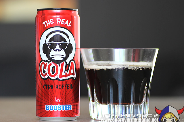 BOOSTER THE REAL COLA