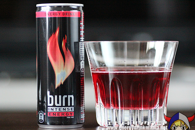 burn INTENSE ENERGY