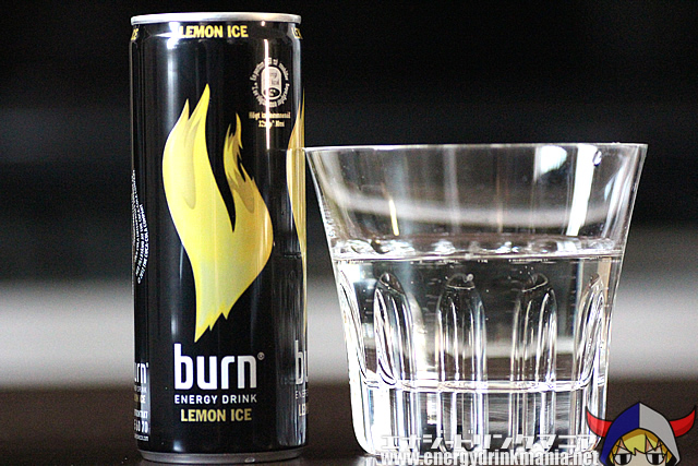 burn LEMON ICE