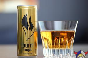 burn royal