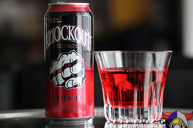 KNOCKOUT ENERGY Punch