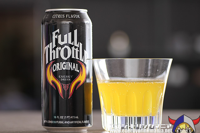 Full Throttle ORIGINAL