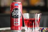 Full Throttle Energy Drink Red Berry