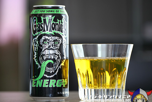 Gas Monkey ENERGY DRINK