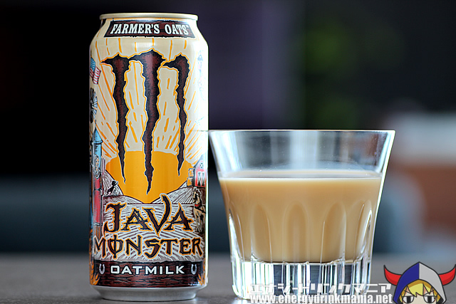 JAVA MONSTER FARMER'S OATS