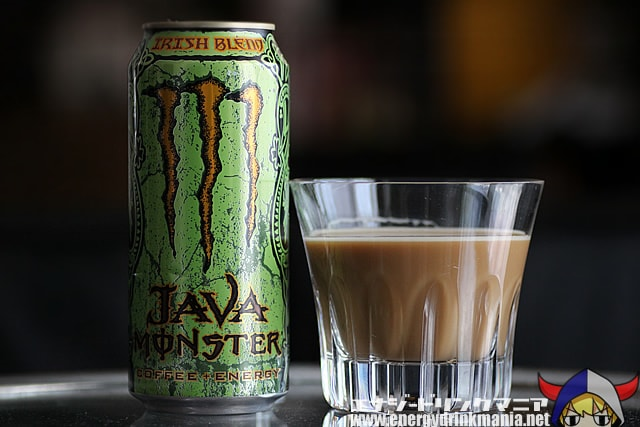 JAVA MONSTER IRISH BLEND