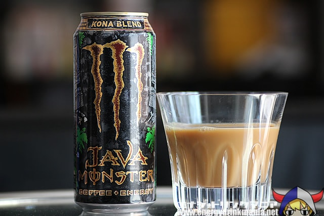 JAVA MONSTER KONA BLEND