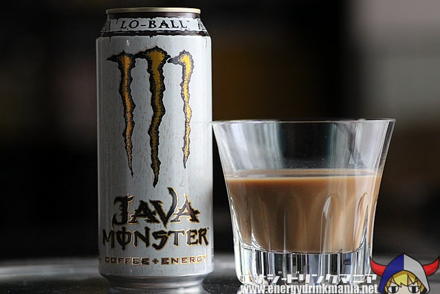 JAVA MONSTER LO-BALL