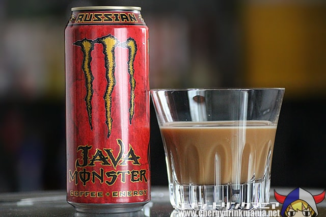 JAVA MONSTER RUSSIAN