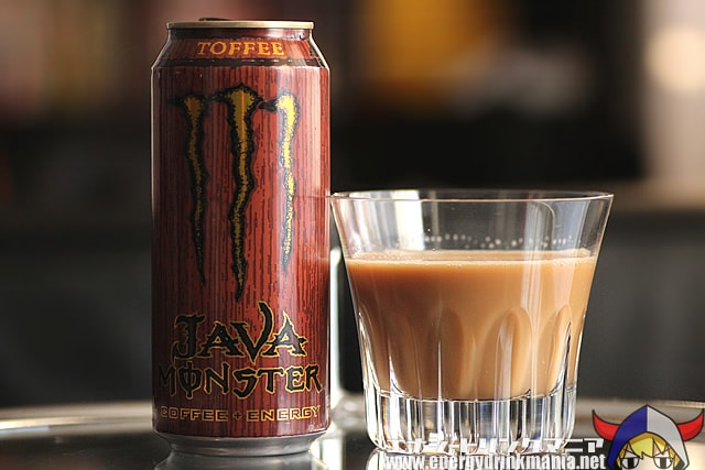 JAVA MONSTER TOFFEE