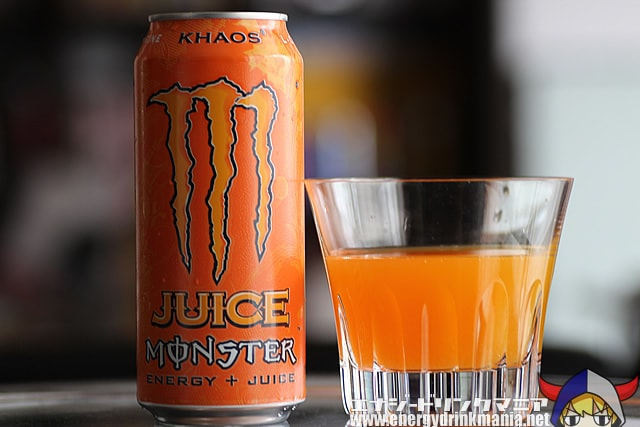 JUICE MONSTER KHAOS