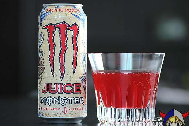 JUICE MONSTER PACIFIC PUNCH