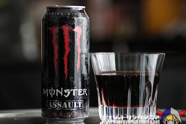 MONSTER ENERGY ASSAULT