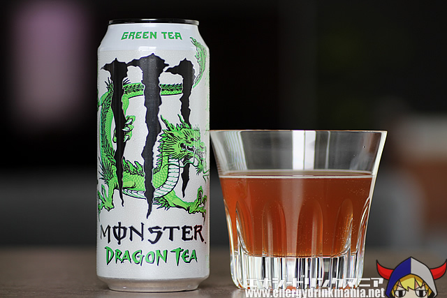 MONSTER ENERGY DRAGON TEA GREEN TEA