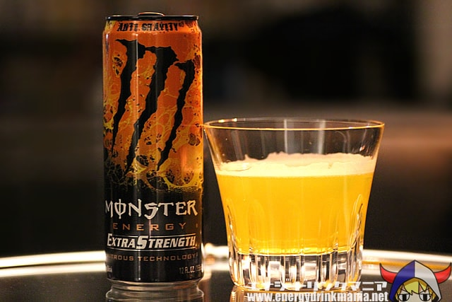 MONSTER ENERGY Extra Strength Anti Gravity
