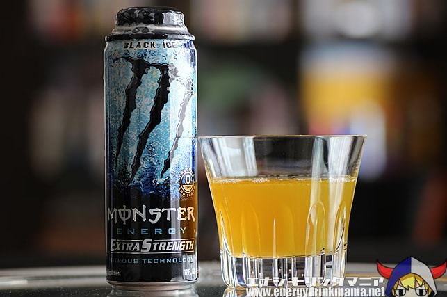 MONSTER ENERGY Extra Strength Black Ice (0ZERO)