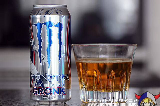 MONSTER ENERGY GRONK