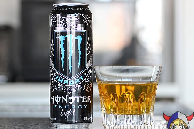 MONSTER ENERGY IMPORT Light