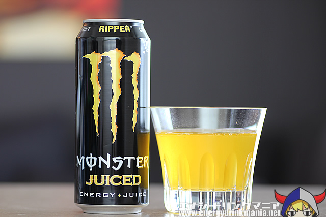 MONSTER ENERGY JUICED RIPPER