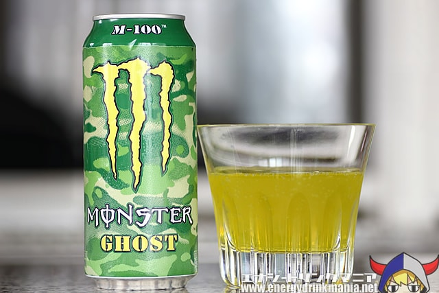 MONSTER ENERGY M-100 GHOST