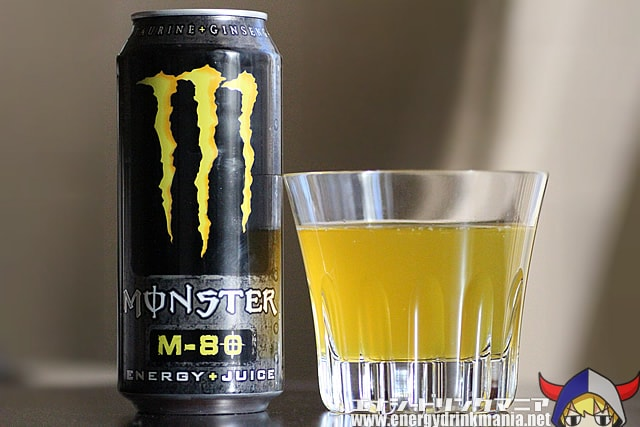 MONSTER ENERGY M-80
