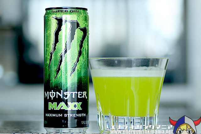 MONSTER ENERGY MAXX SUPER DRY
