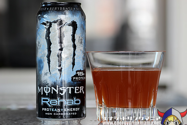 MONSTER ENERGY Rehab PROTEAN