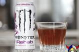MONSTER ENERGY Rehab WHITE DRAGON TEA