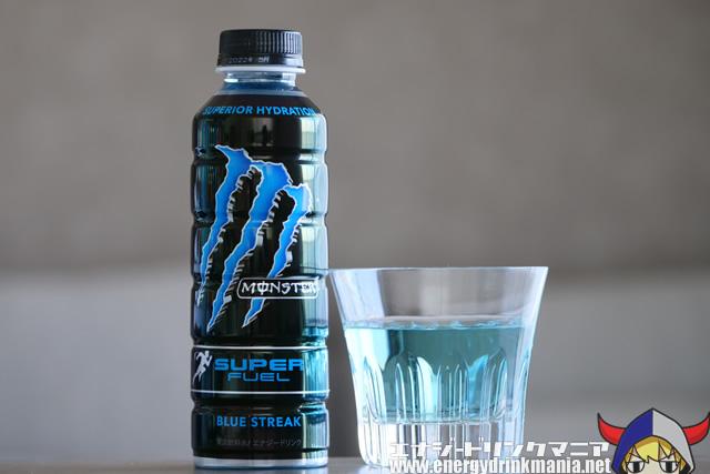 モンスターエナジー スーパーフュエル ブルーストリーク(SUPER FUEL BLUE STREAK)
