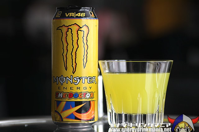 MONSTER ENERGY THE DOCTOR