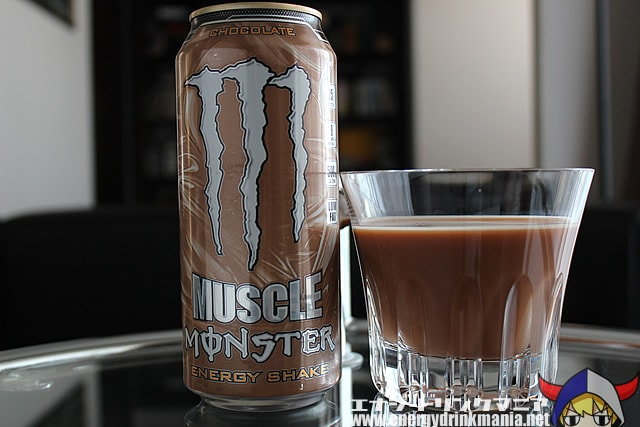 MUSCLE MONSTER ENERGY SHAKE Chocolate