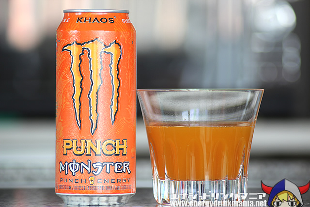 PUNCH MONSTER KHAOS