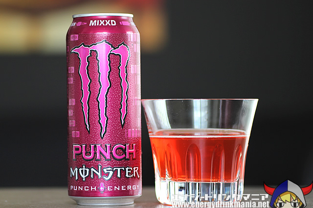 PUNCH MONSTER MIXXD