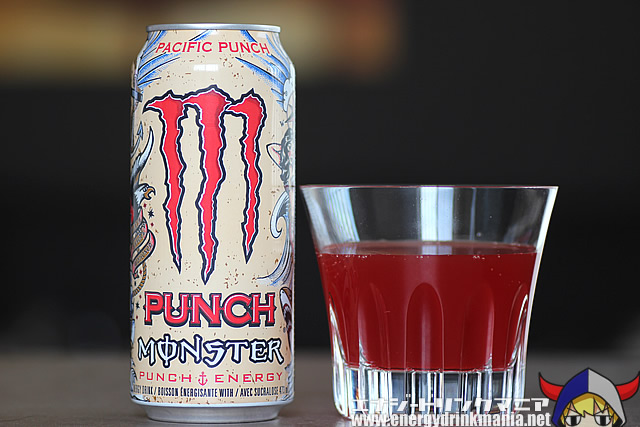 PUNCH MONSTER PACIFIC PUNCH