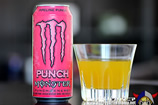 PUNCH MONSTER PIPELINE PUNCH