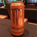 Monster Energy Ultra Sunriseアメリカで発売