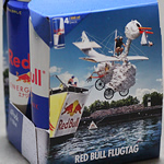 RED BULL FLUGTAGパック発売